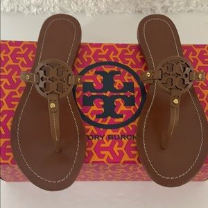 Tory Burch mini Miller sandals size 7
